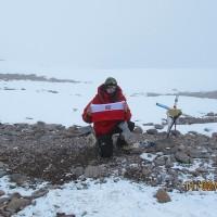 Aconcagua, szczyt 11.02.2012